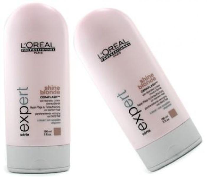 Loreal Expert Shine Blond odżywka 150ml