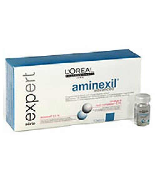 Loreal Expert Aminexil advanced ampułki 10x6ml