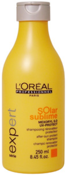 Loreal Expert Solar Sublime ochronny szampon odbudowyjący 250ml