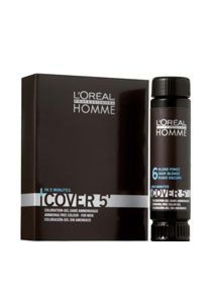Loreal Homme Cover 5` żel 50 ml