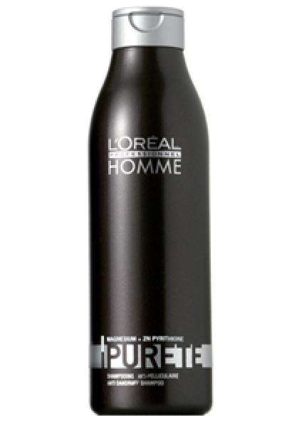 Loreal Homme Purete szampon 250ml
