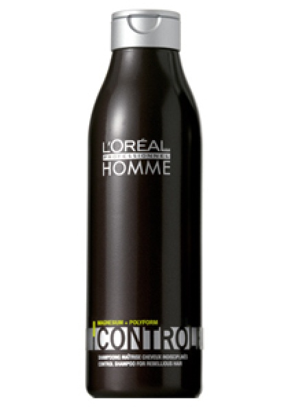 Loreal Homme Controle szampon 250ml